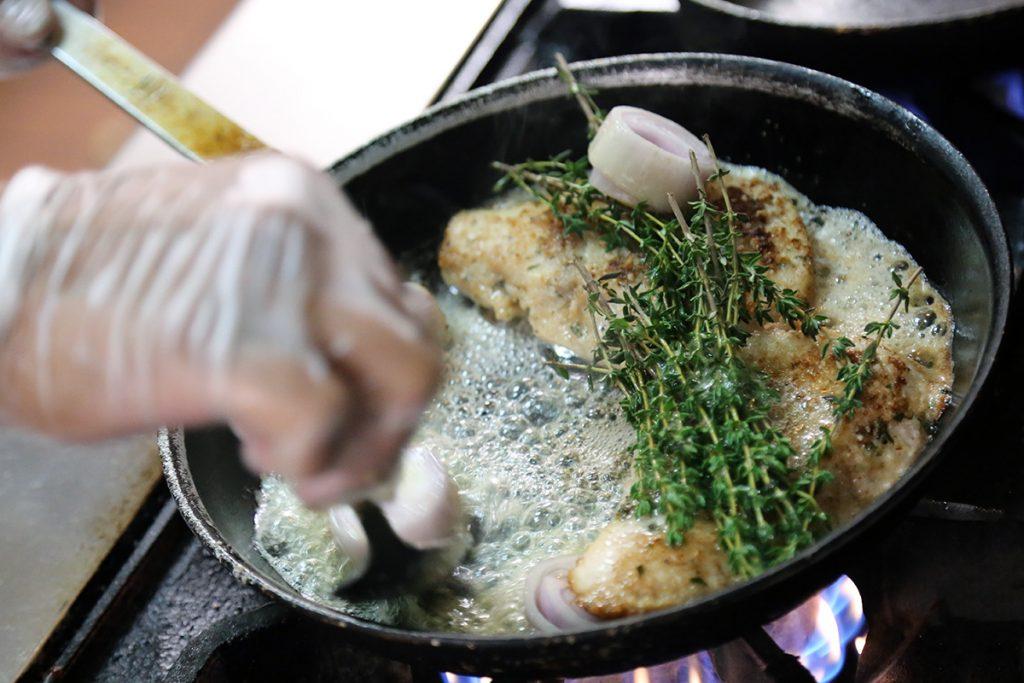 Seascape Cookbook Recipe
