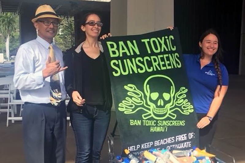 Sunscreen Ban Oxybenzone Corals Elyssa Farmer