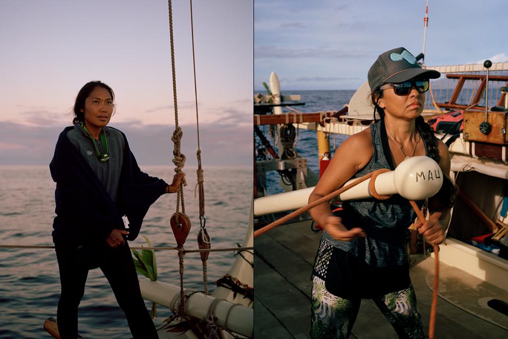 Mo'okiha O Pi'ilani Voyaging Canoe Crew