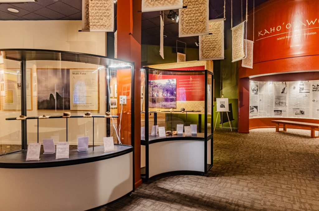 Kaho'olawe Exhibit