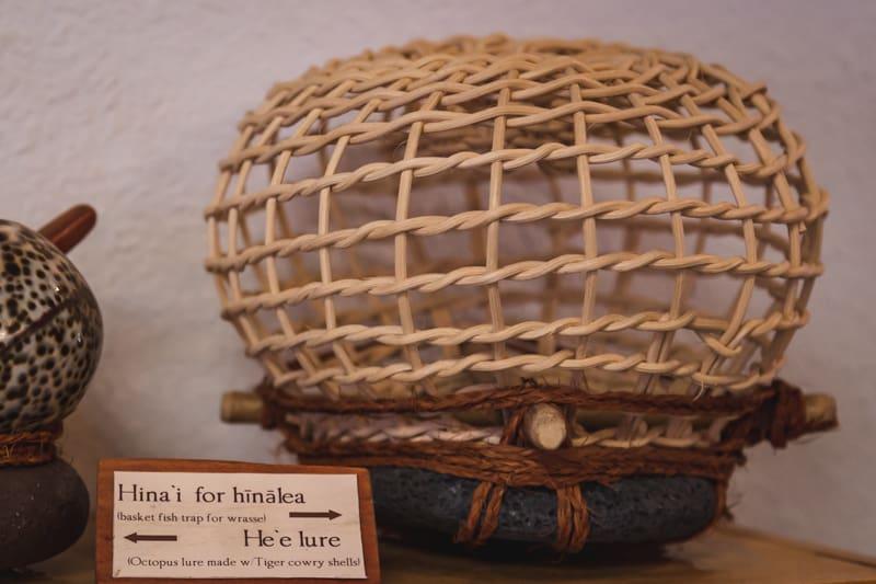 Hina'i Fish Basket Hinalea