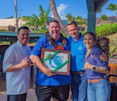 Maui Ocean Center Team