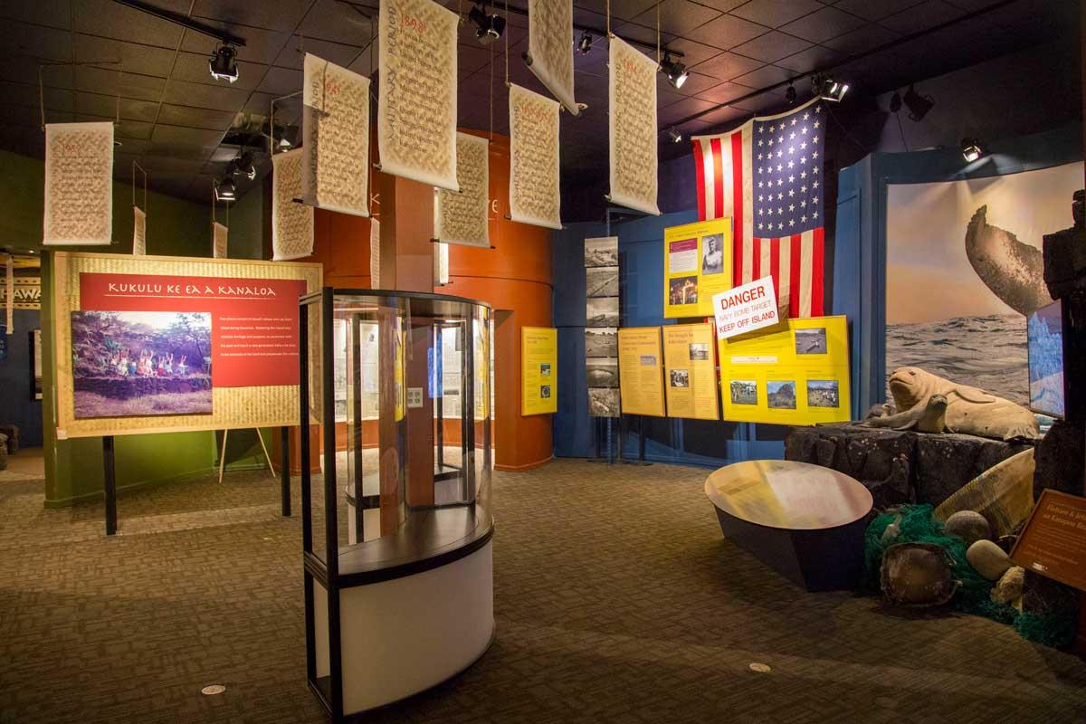 Kaho'olawe Exhibition