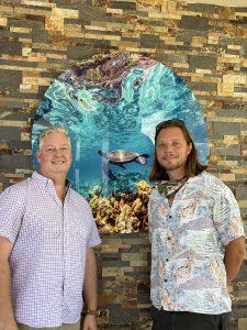 Maui Photographer Daniel Sullivan Featured in Seascape Restaurant